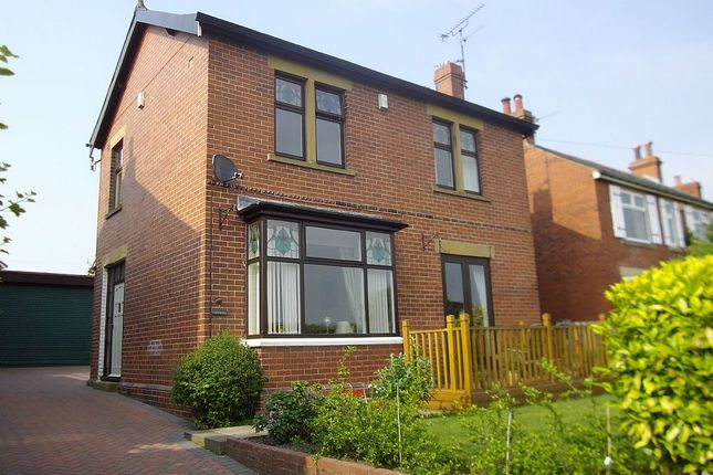 Thumbnail Detached house for sale in Upper Lane, Little Gomersal, Gomersal, West Yorkshire