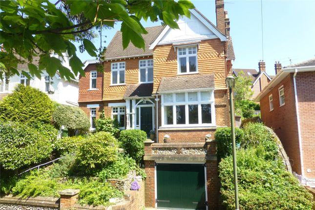 Thumbnail Detached house for sale in Cliftonville, Dorking, Surrey