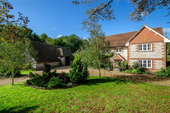 Thumbnail Detached house for sale in Cholderton, Salisbury, Wiltshire