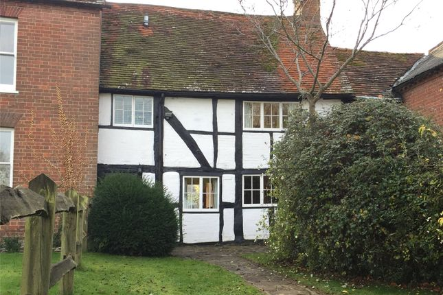 Thumbnail Terraced house for sale in Petworth Road, Wisborough Green, Billingshurst, West Sussex