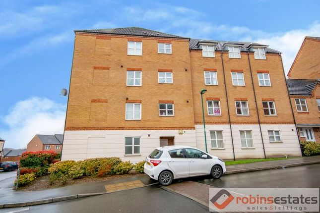 2 bed flat for sale in Pavior Road, Nottingham NG5