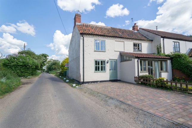 Thumbnail Semi-detached house for sale in Hall Lane, Colkirk, Fakenham