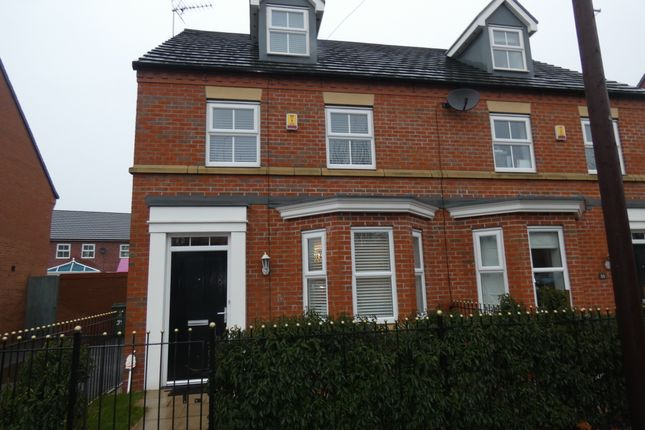 Thumbnail Town house for sale in Westminster Road, Kirkdale, Liverpool