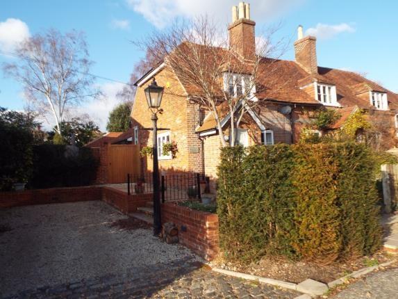 Thumbnail End terrace house for sale in Bassett, Southampton, Hampshire