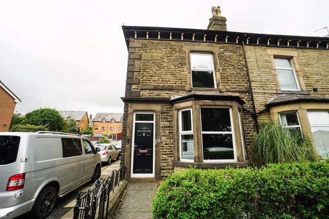 Thumbnail End terrace house for sale in Victoria Road, Horwich, Bolton