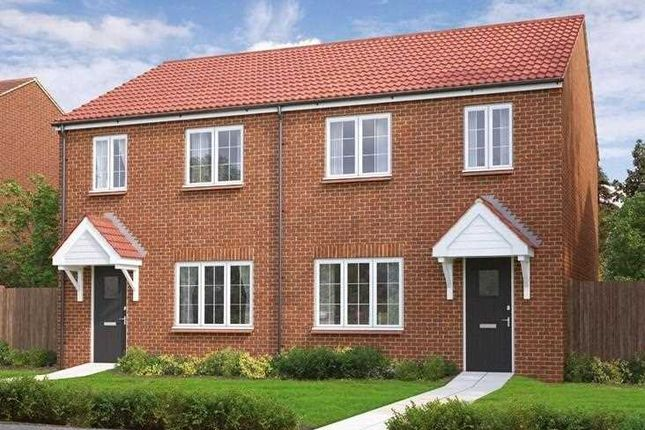 Thumbnail Semi-detached house for sale in Lathom Pastures, Lathom, Skelmersdale