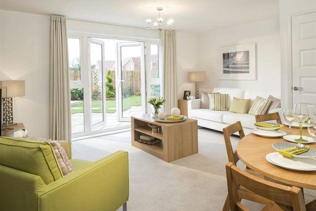 Thumbnail Semi-detached house for sale in Llantarnam Road, Llantarnam, Cwmbran