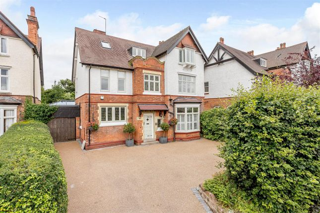 Thumbnail Detached house for sale in Kineton Green Road, Solihull, West Midlands