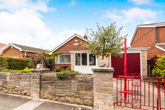 Thumbnail Detached bungalow for sale in Wilton Avenue, Hartlepool