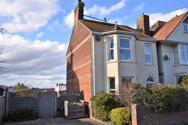 Thumbnail Detached house for sale in Fronks Road, Dovercourt, Harwich, Essex