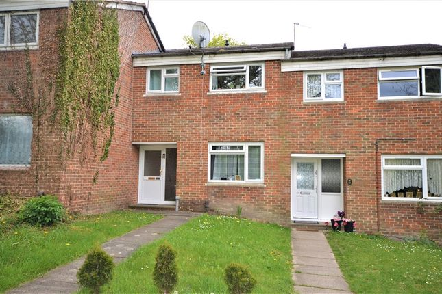 3 bed terraced house for sale in Dryden Close, Basingstoke, Hampshire RG24