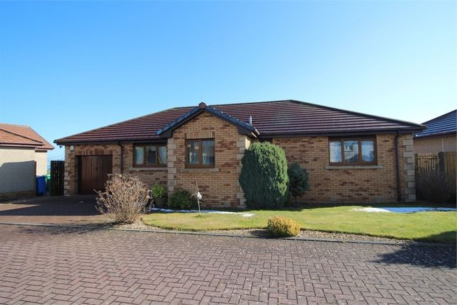 Thumbnail Detached bungalow for sale in Seafield Court, Kirkcaldy, Fife