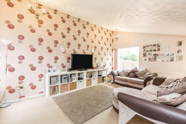 Lounge of Passmore, Passmore, Milton Keynes, Bucks MK6