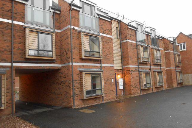Thumbnail Flat to rent in Mundi Court, 22-28 Friar Street, Hereford