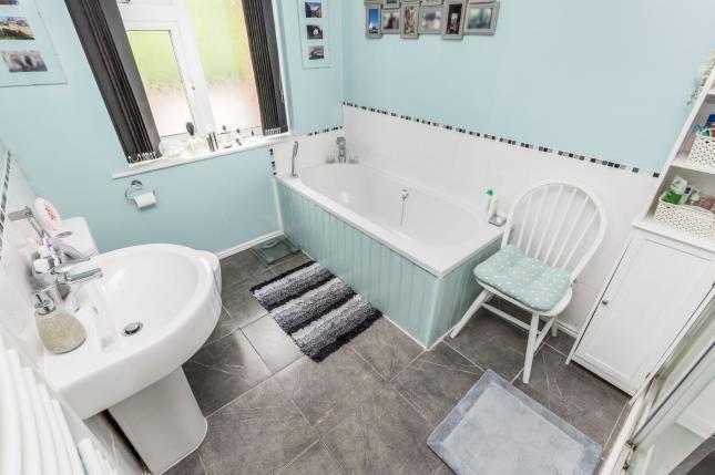 Bathroom of Sheringham Place, Newcastle, Staffordshire ST5