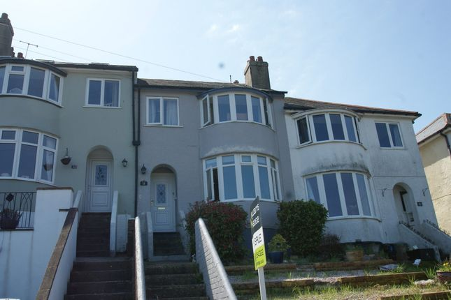 3 bed terraced house for sale in Berry Avenue, Paignton