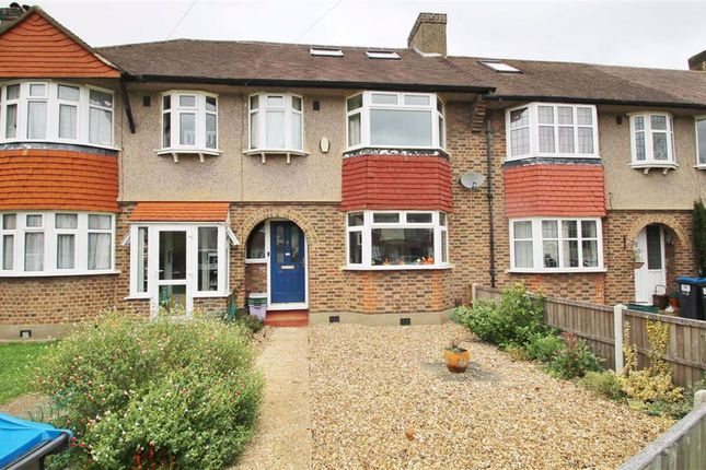 Thumbnail Terraced house to rent in Templecombe Way, Morden
