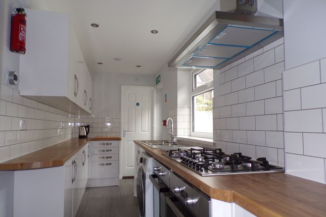 Thumbnail Terraced house to rent in St Helens Avenue, Brynmill, Swansea