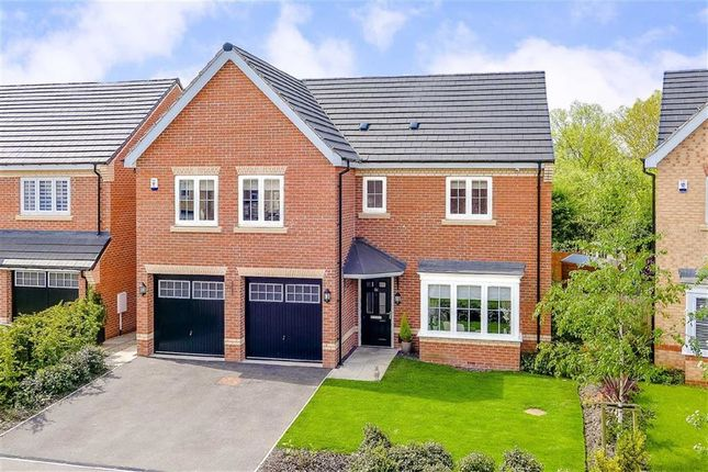 Thumbnail Detached house to rent in Rowan Close, Harrogate, North Yorkshire