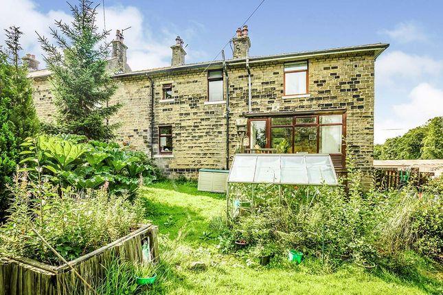 Thumbnail End terrace house for sale in Holme Villas, School Lane, Marsden, Huddersfield