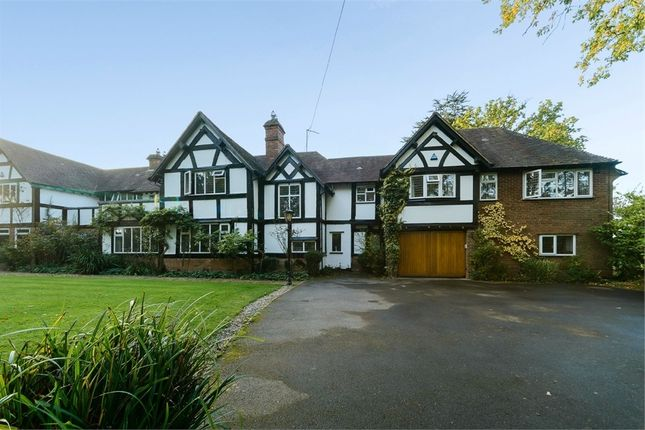 Thumbnail Detached house for sale in Broad Lane, Tanworth-In-Arden, Solihull, Warwickshire