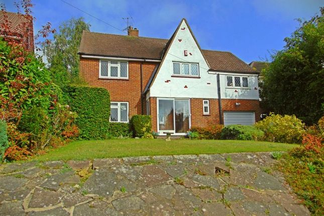 Thumbnail Detached house to rent in Wyvern Road, Purley