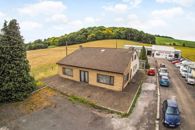 Thumbnail Detached house for sale in Stockbridge Road, Lopcombe, Salisbury