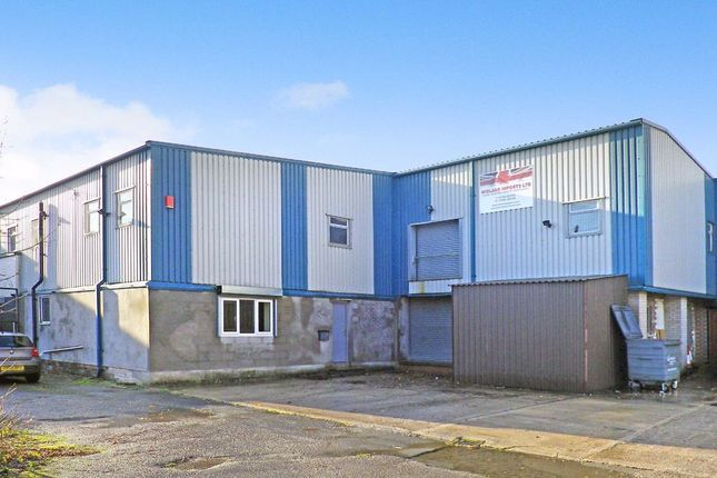 Thumbnail Light industrial to let in Manor Street, Stoke-On-Trent, Staffordshire
