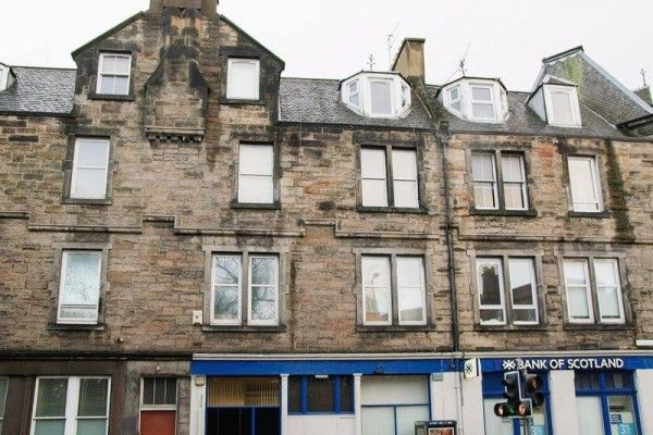 Thumbnail Flat to rent in Henderson Terrace, Ardmillan, Edinburgh