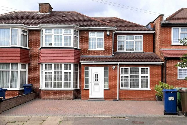 Thumbnail Semi-detached house to rent in Wetheral Drive, Stanmore, Stanmore