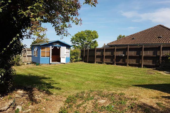 Thumbnail Bungalow to rent in Station Road, Stalbridge, Sturminster Newton