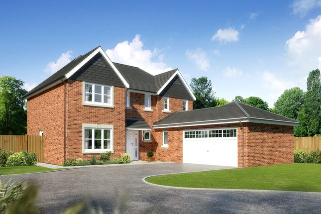 "Thumbnail Detached house for sale in ""Lemmington"" at Church Road, Warton, Preston"