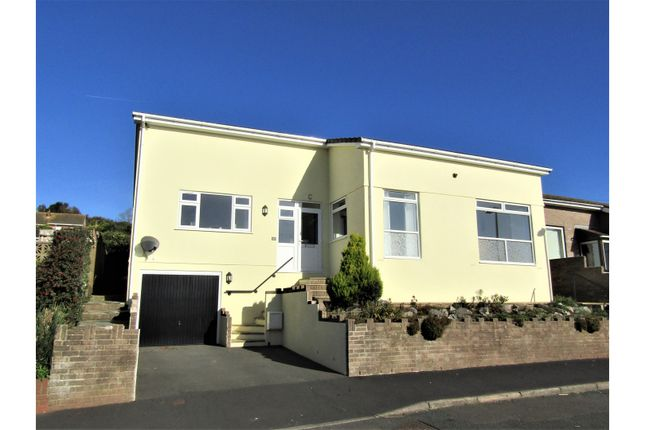 Thumbnail Detached house for sale in St. Davids Road, Teignmouth