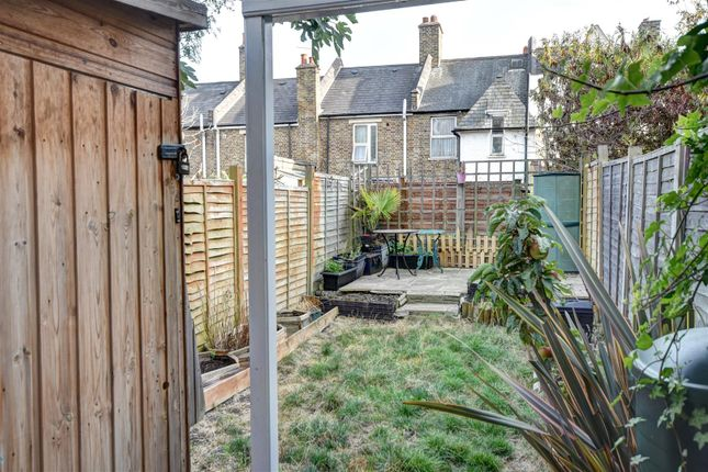Garden of Newlands Road, London SW16