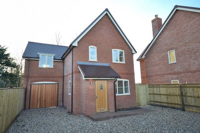 Thumbnail Detached house to rent in St. Johns Road, Slimbridge, Gloucester