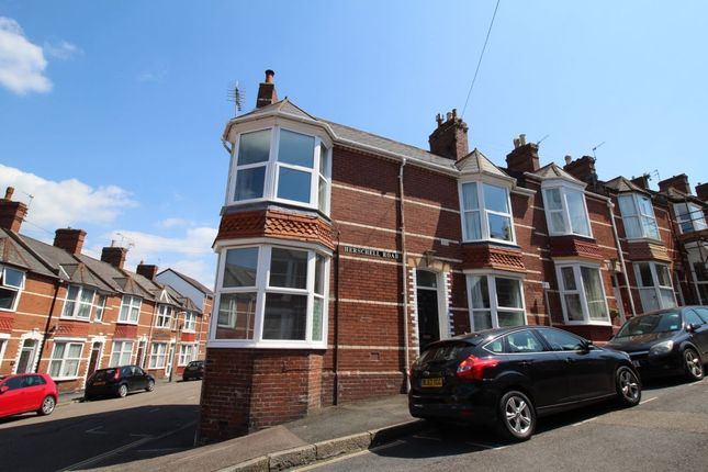 Thumbnail Flat to rent in Herschell Road, Exeter