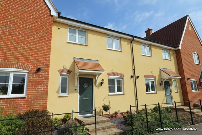 Thumbnail Terraced house to rent in Brooklands Avenue, Wixams, Bedford