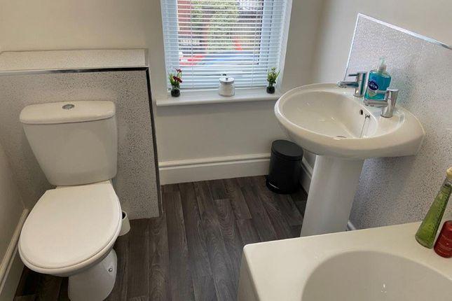 Bathroom of Sudbury Street, Derby DE1
