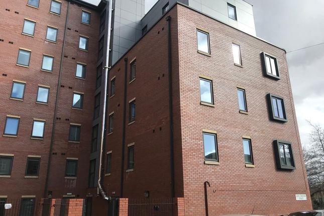 Thumbnail Flat to rent in Cross Bedford Street, Sheffield