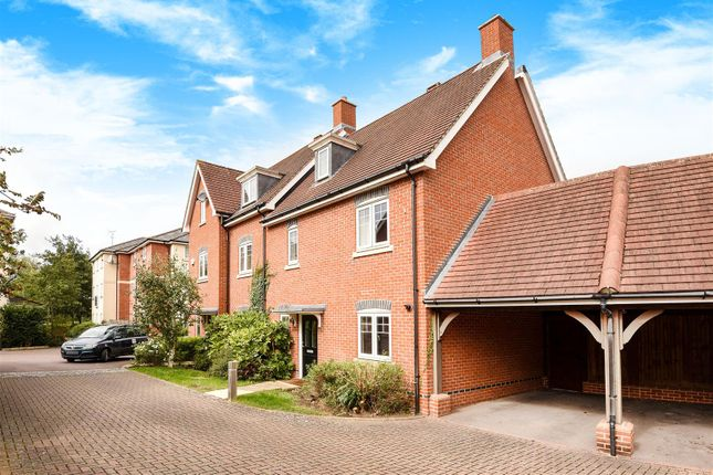 Thumbnail Semi-detached house for sale in Little Court, Grove, Wantage