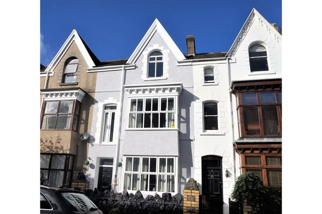 Thumbnail Terraced house for sale in Eaton Crescent, Uplands