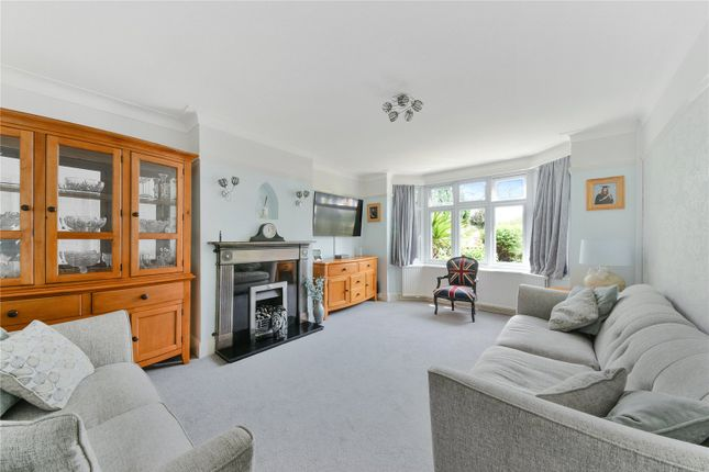 Thumbnail Semi-detached house for sale in The Ridgeway, Croydon