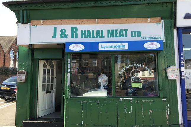 Thumbnail Retail premises for sale in Bearwood Road, Bearwood, Smethwick