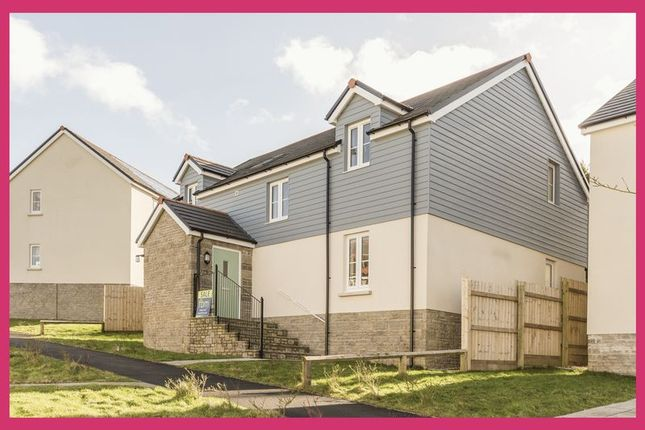 Thumbnail Detached house for sale in Plot 16, Green Meadows Park, Tenby