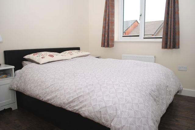 Bedroom One of Glebe Road, Buckton Fields, Northampton NN2