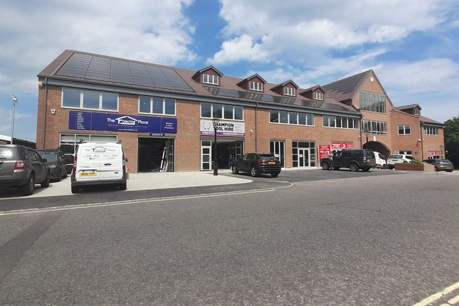 Thumbnail Office to let in Champion House, Wella Road, Basingstoke