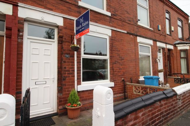 Thumbnail Terraced house to rent in Cranbrook Road, Manchester