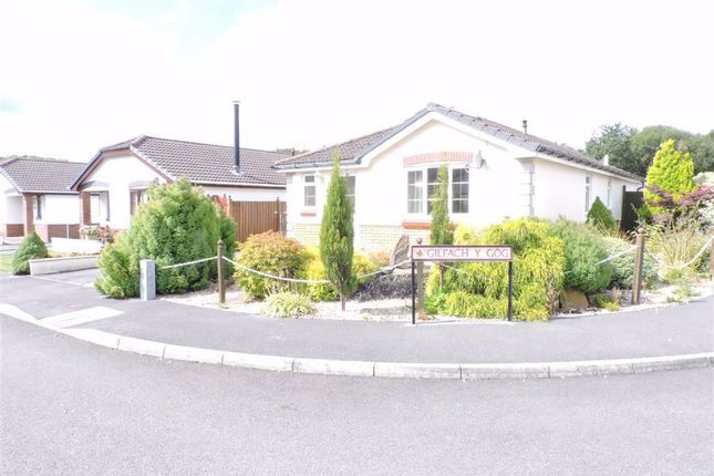 Thumbnail Detached bungalow for sale in Gilfach Y Gog, Penygroes, Llanelli