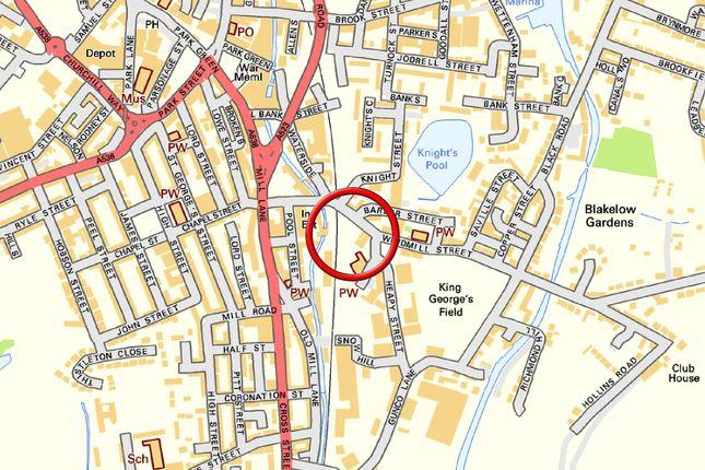 Thumbnail Land for sale in Windmill Street, Macclesfield