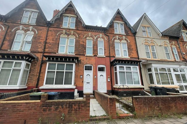 Thumbnail Property to rent in Whitehall Road, Handsworth, Birmingham